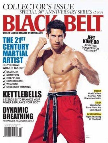Black ceinture Magazine