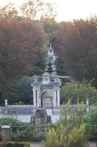 Botanical Garden of the università of Coimbra