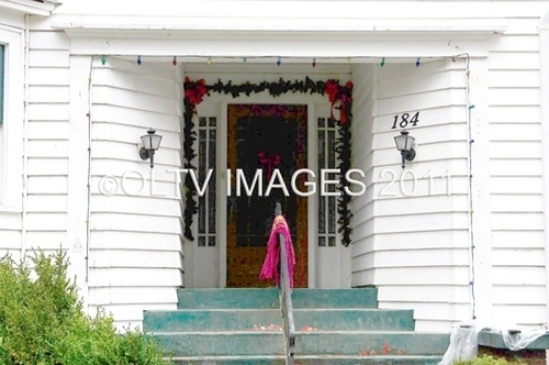 Breaking Dawn Set: X-Mas @ Swan's House