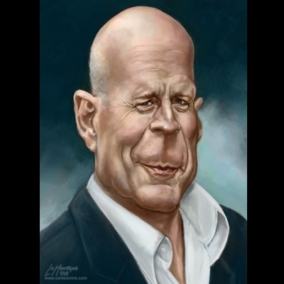 Bruce Willis wallpaper with a business suit titled Bruce Willis!