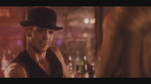 Cam Gigandet in Burlesque