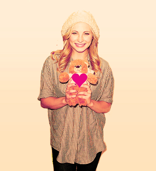 Candice Accola (Happy Valentines Day) 100% Real :) x - candice-accola photo