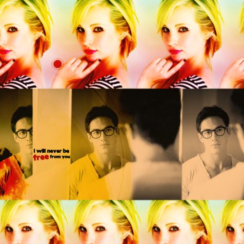 Candice/Michael (Treccola/4wood) I Will Neva B Free Of U (Wolfvamp) প্রণয় Them 2gether 100% Real :) x
