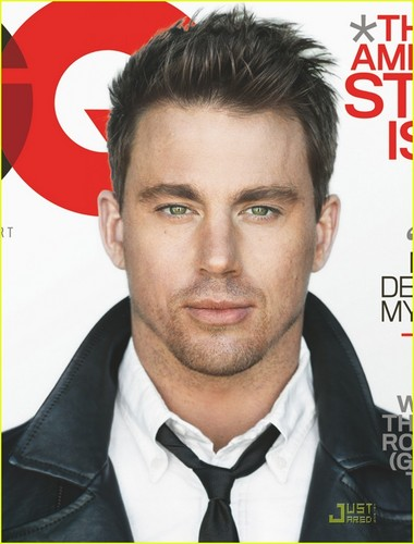 Channing Tatum: Shirtless for GQ's Style Issue