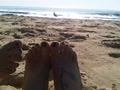 Christina's feet