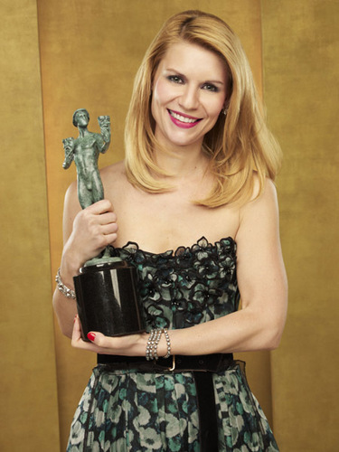 Claire @ The 17th Annual Screen Actors Guild Awards - Portraits