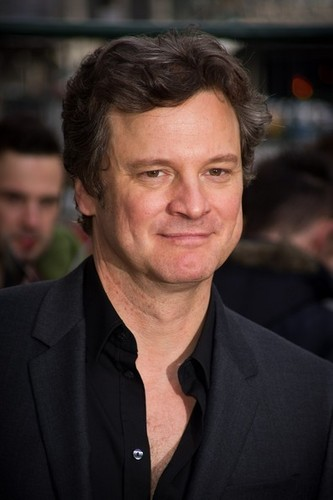 Colin Firth in BAFTA nominees ブランチ at the Corinthia Hotel 20110212