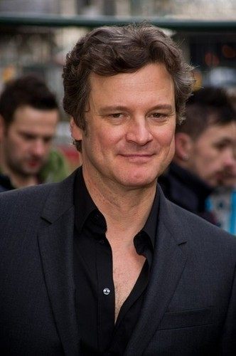 Colin Firth in BAFTA nominees brunch, café da manhã at the Corinthia Hotel 20110212