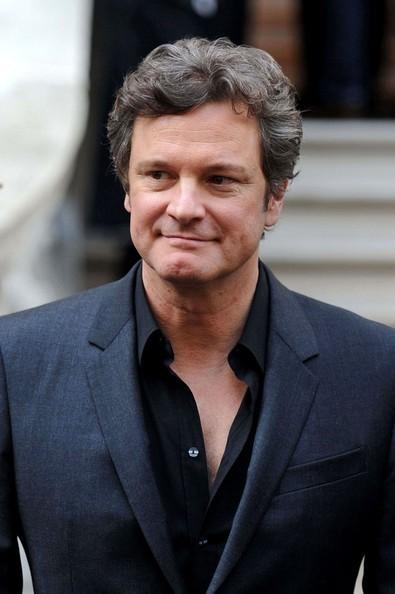 Colin Firth in BAFTA nominees brunch, brunch du at the Corinthia Hotel 20110212