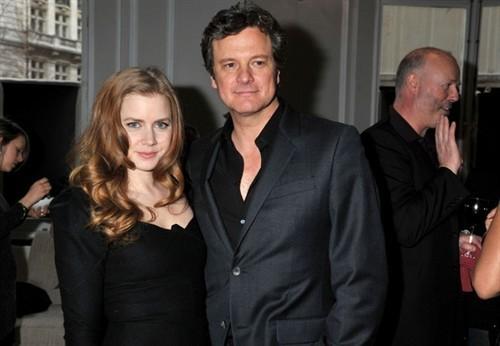 Colin Firth in BAFTA nominees desayuno tardío, brunch at the Corinthia Hotel 20110212