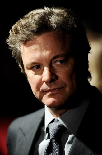 Colin Firth in Londres Critics círculo 2011