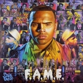 Cover for Chris Brown's F.A.M.E. album