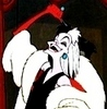 villanos de disney foto probably with anime entitled Cruella DeVil