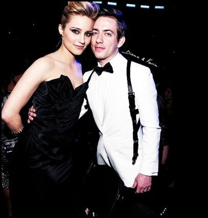 Diana & Kevin.