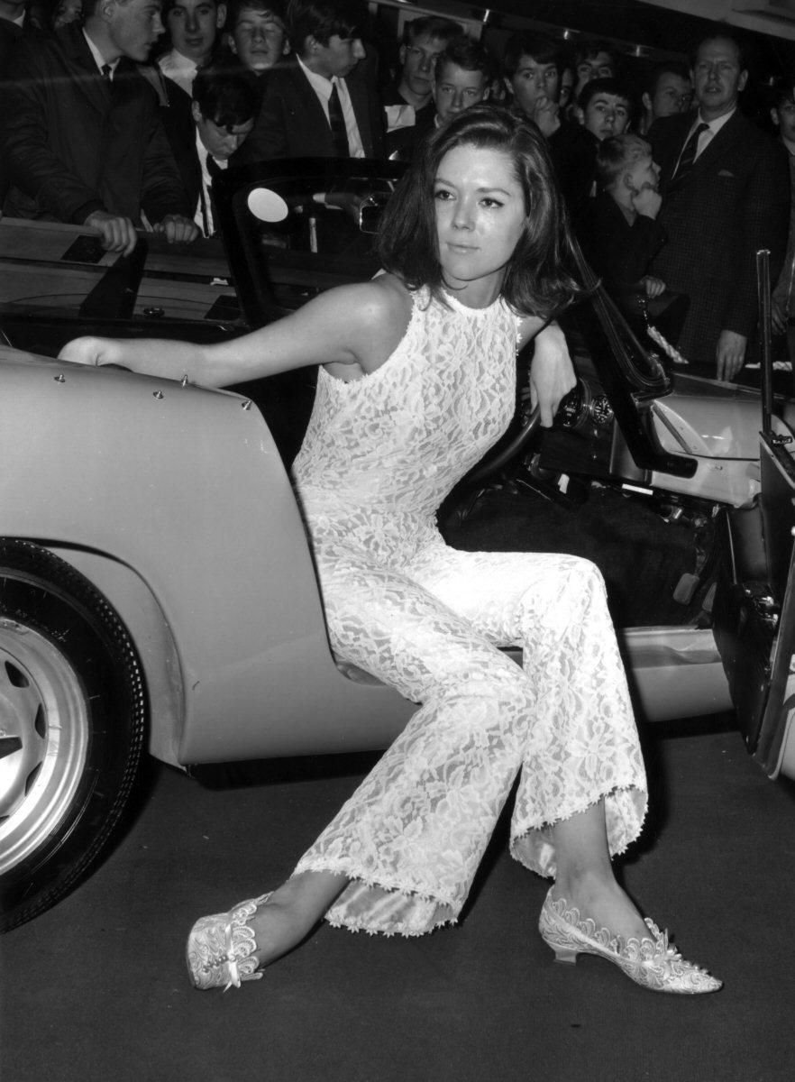 Diana Rigg - Motor প্রদর্শনী