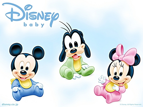 Walt Disney Wallpapers - Disney Babies