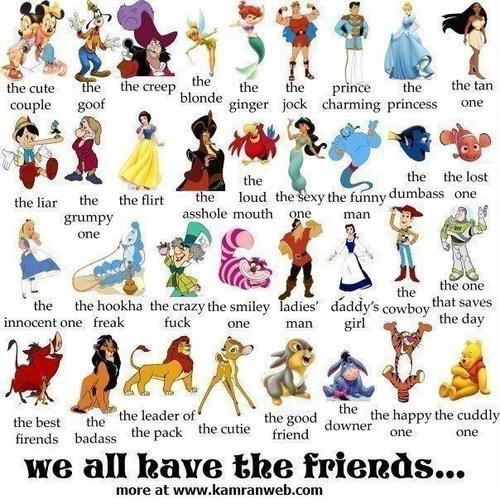 Disney ٹیگز
