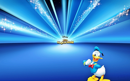 Walt Disney Wallpapers - Donald Duck