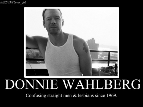 Donnie Wahlberg wallpaper called Donnie <3