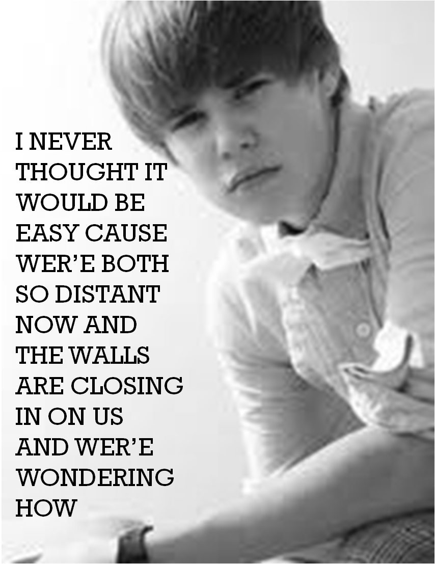 Justin Bieber songs images Down To Earth Lyrics HD wallpaper and background photos (19327451)