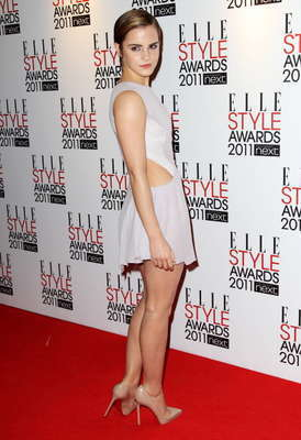 Hermione Granger wallpaper containing skin called ELLE Style Awards 2011