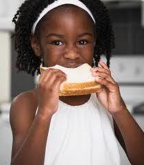 Eatin A belegd broodje, sandwich