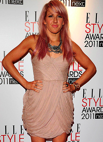 Ellie at Elle Style Awards