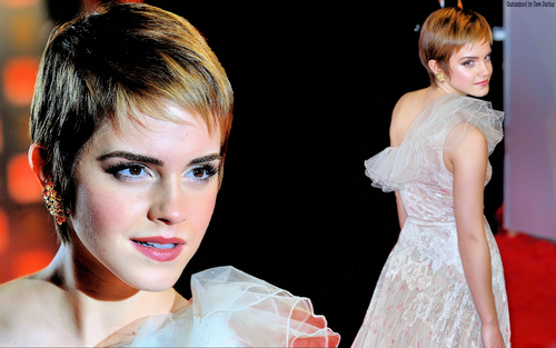 Emma Watson (Bafta) wolpeyper