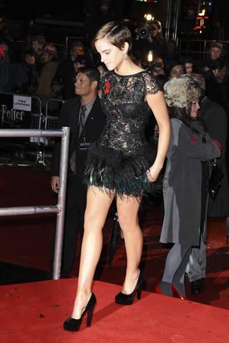 Emma Watson Harry Potter premier PT2