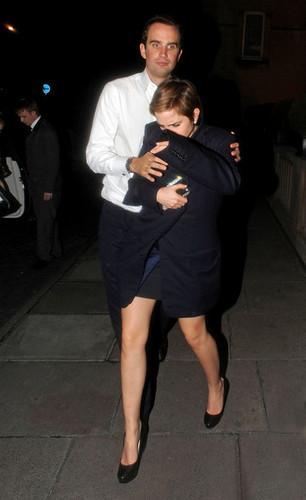 Emma Watson at Box Club