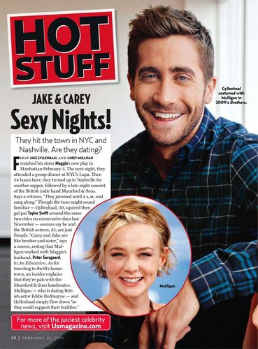 February 21st: US Weekly