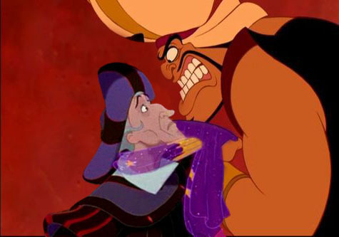 Frollo/The Guard