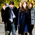 Georgie Henley & Skandar Keynes - georgie-henley photo