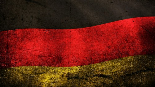 German flag - germany Wallpaper