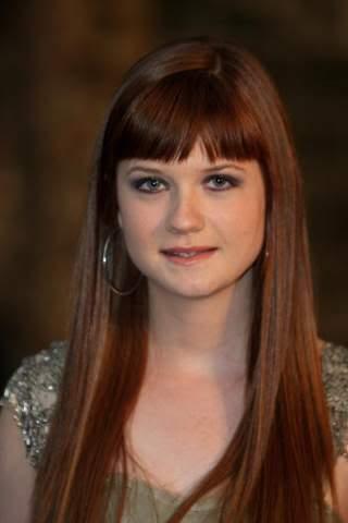 Ginny Weasley, Bonnie