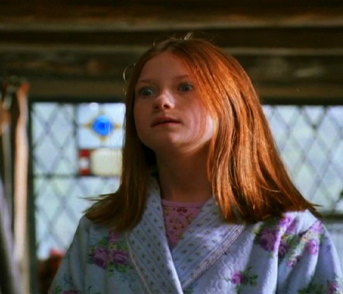 Ginny in HP2