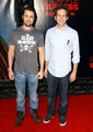 Glenn and Rob - glenn-howerton photo