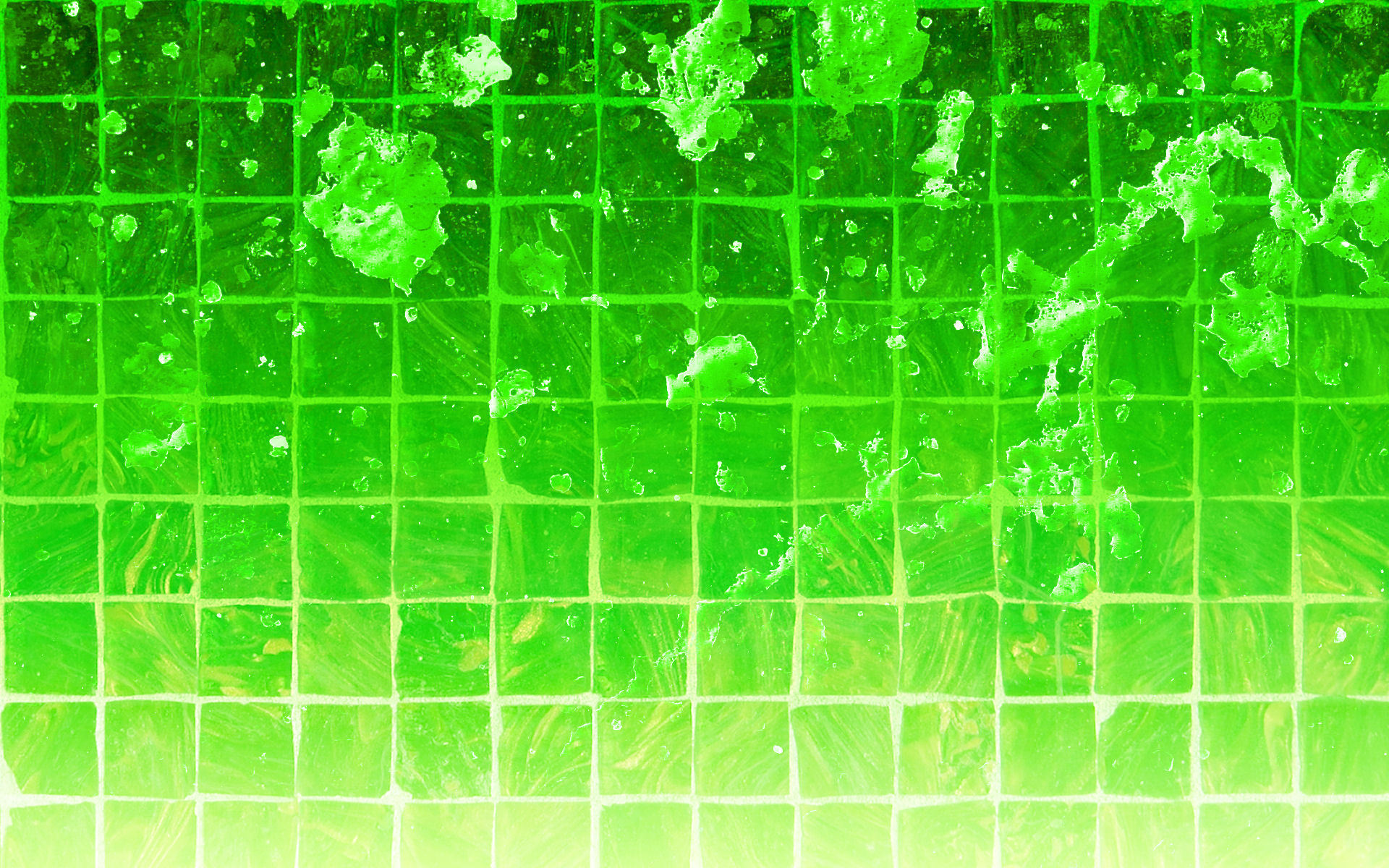 Green Wallpaper Green Splatter Tile Wallpaper