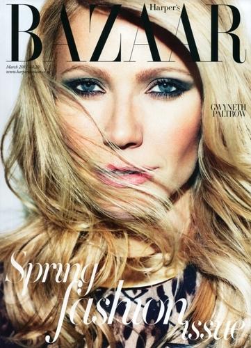 Harper's Bazaar UK (March 2011)