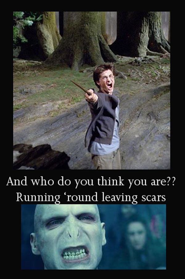 Harry Potter - Who Do you Think You Are...