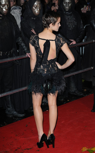 Emma Watson Harry Potter premier Pt3