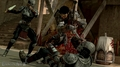 Hawke Fighting  - dragon-age-origins photo