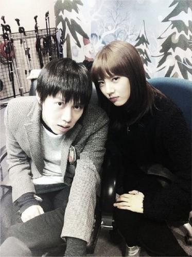 Heechul & Dambi