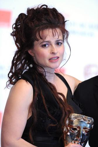 Helena Bonham Carter at the 64th BAFTAs