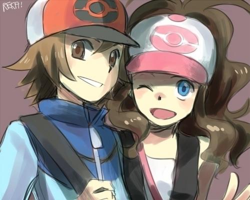 Hero and Heroine
