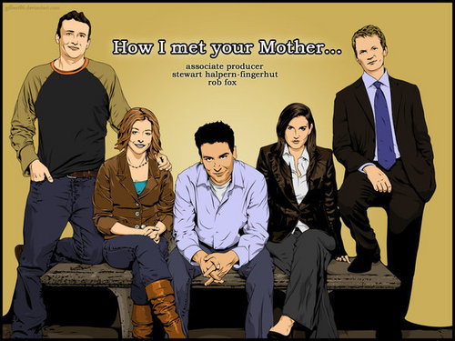 How I Met Your Mother Fanart