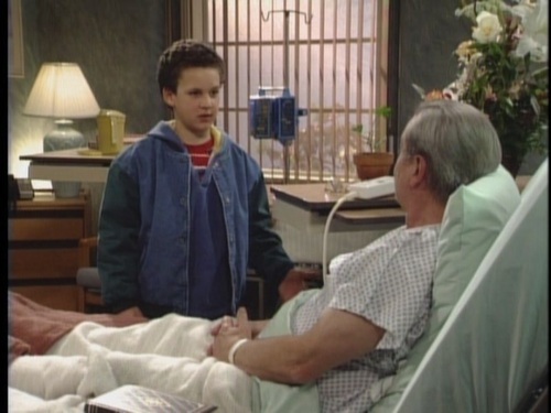 Boy Meets World wallpaper possibly containing a holding cell, a penal institution, and a neonate called I Dream of Feeny