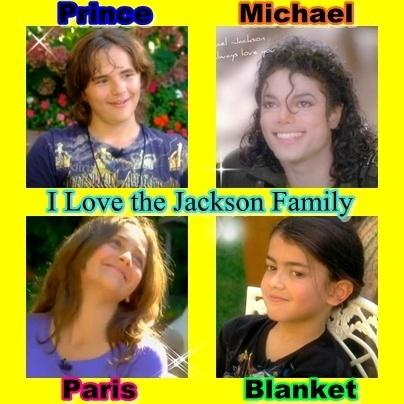 I 爱情 the Jackson Family