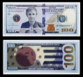 If the United States of Eurasia had currency, it would look like this - muse fan art