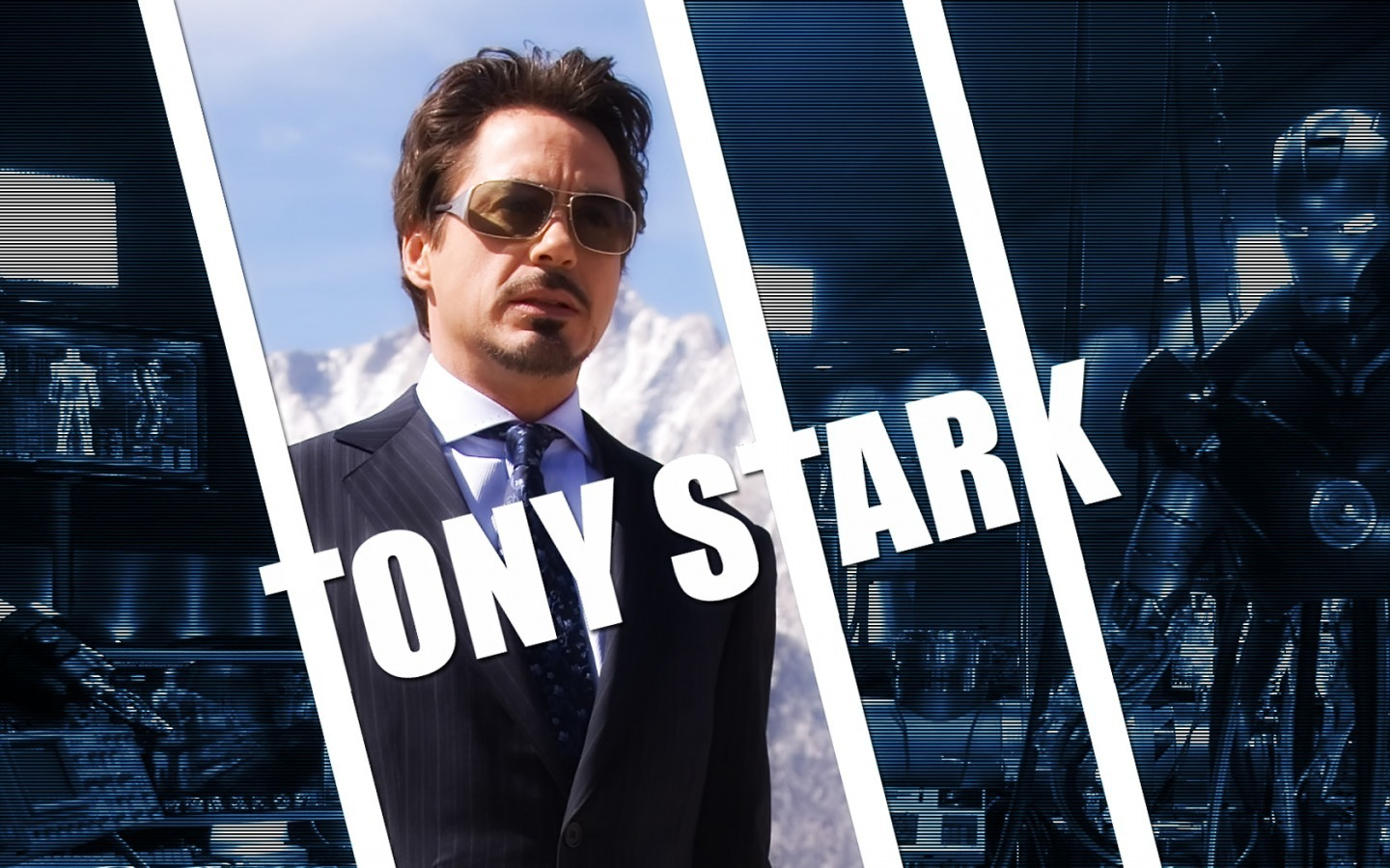 tony stark images iron man hd wallpaper and background photos (19390493)